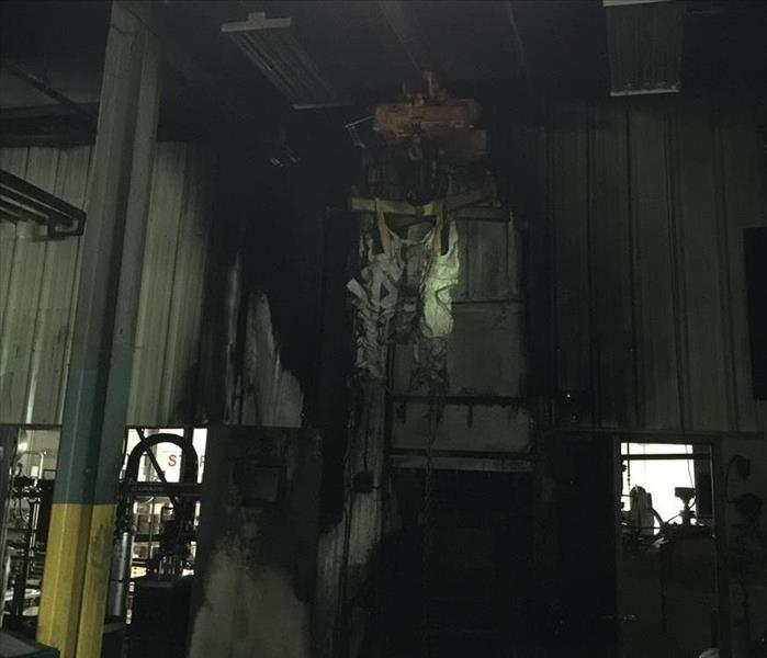 Manufacturing Fire/ Water Damage