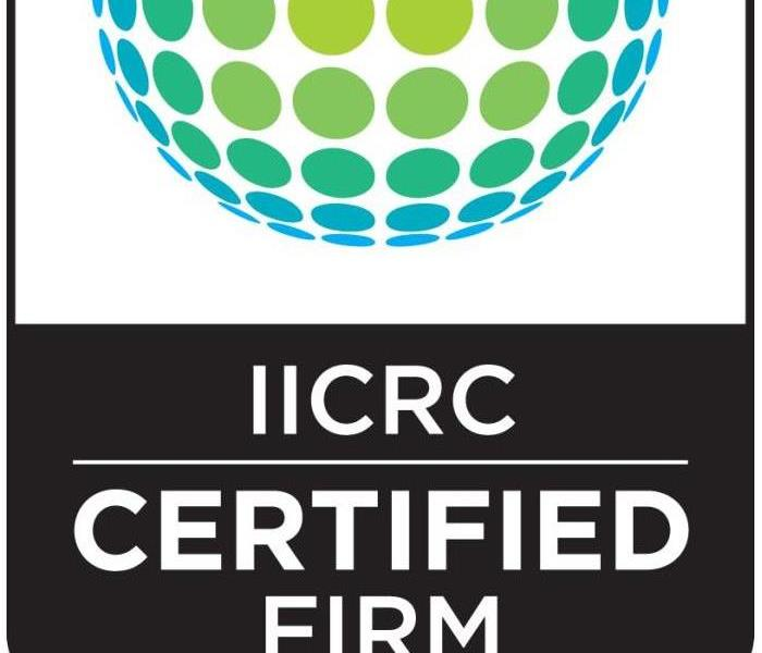 Water Damage IICRC Certifications