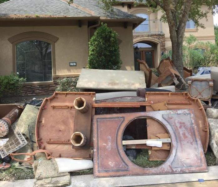 Storm Damage Humbling Experience in Humble TX