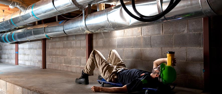 Greenville, SC airduct cleaning